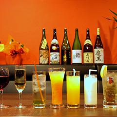 新清水MITRAではお酒も多数そろえております
