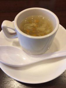 MITRA(ミトラ)の日替わりスープ